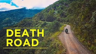Boliva's Death Road | Worlds Most Dangerous Road
