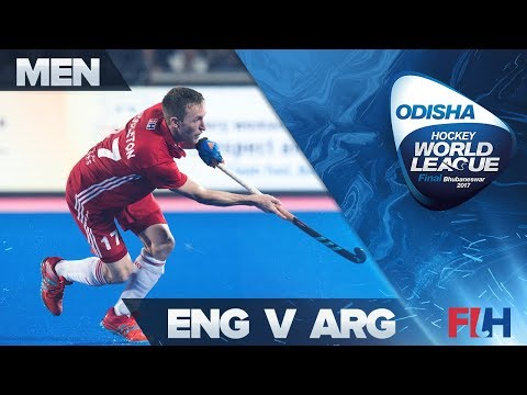 England v Argentina - Odisha Men's Hockey World League Final - Bhubaneswar, India