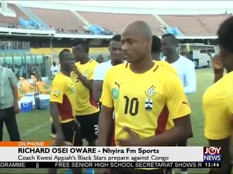 World Cup Qualifier - Joy Sports Today (29-8-17)