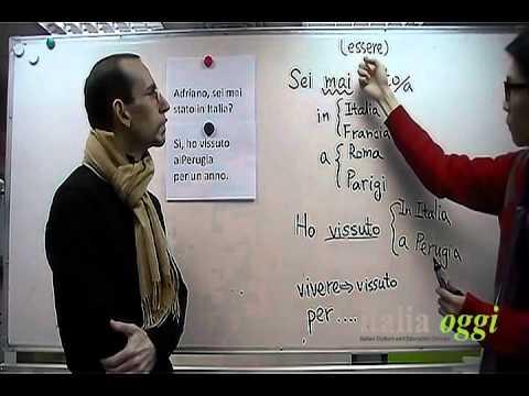 今日義大利免費線上學習網 第九課 Lezione 9 你曾去過義大利嗎?