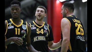 Ura Basket vs BC Nokia Näädät Highlights 30 11 2018