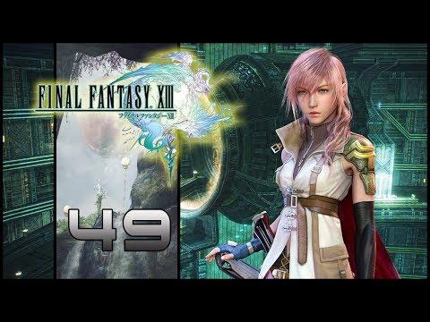 Guia Final Fantasy XIII (PS3) Parte 49 - Torre de Taejin (1-3)