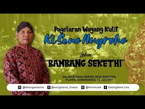 Baixar #LiveStreaming KI SENO NUGROHO - LAKON BAMBANG SEKETHI