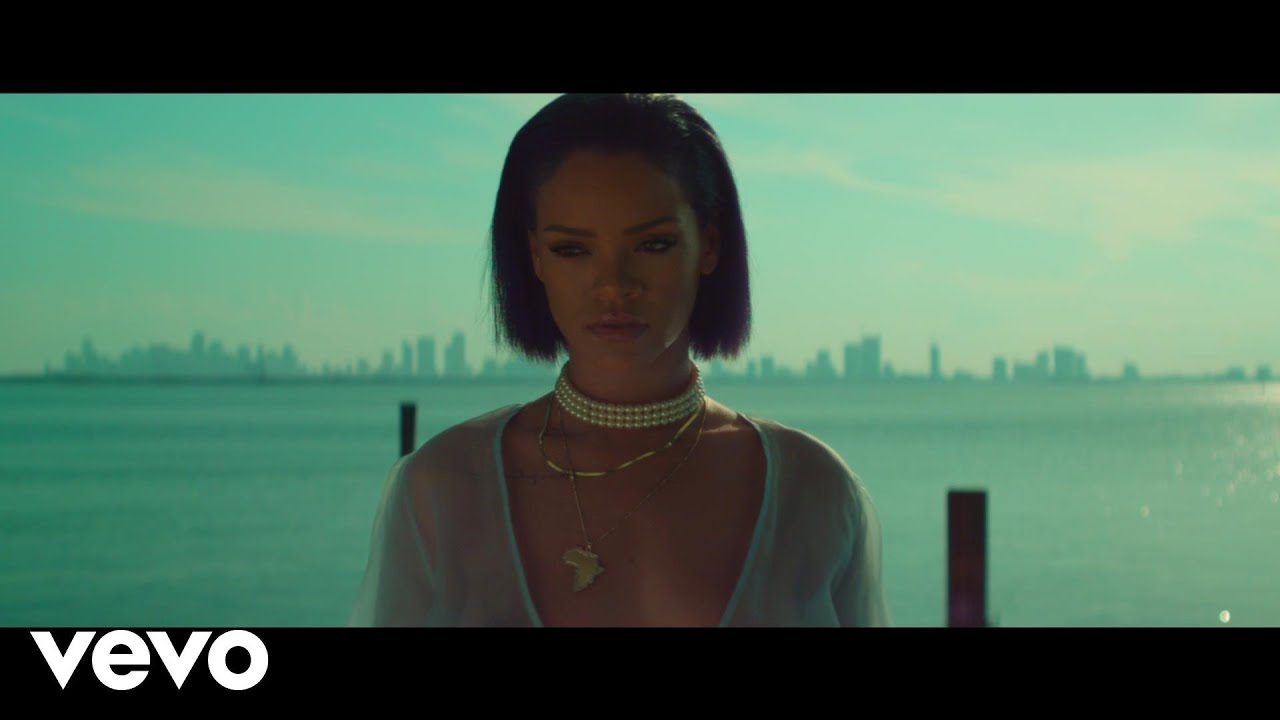 Rihanna - Needed Me - YouTube