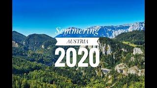 Semmering , austria 2020. 4k cinematic ...