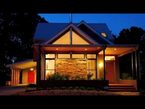 Leed platinum home athens ga youtube for Leed platinum home