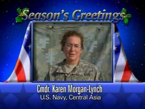 Holiday Greetings - Karen Morgan-Lynch