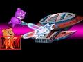 Mega Gummy bear crying visits aliens planet finger family song for kids - Gummy Bears for Kids #HOD