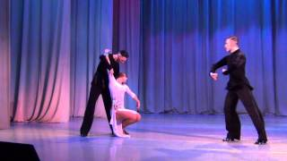 2014.12.27 Открытый урок, бальные танцы. ДК Металлург. 333