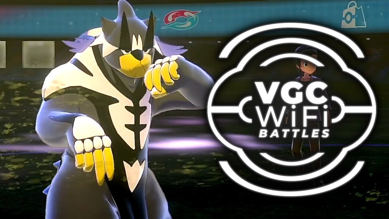 URSHIFU ISSUES! | Pokemon Sword and Shield VGC 2020 Wi-Fi Battle