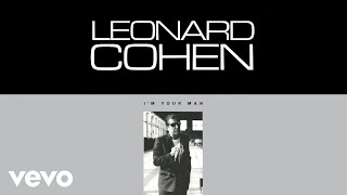Leonard Cohen - Take This Waltz (Official Audio)
