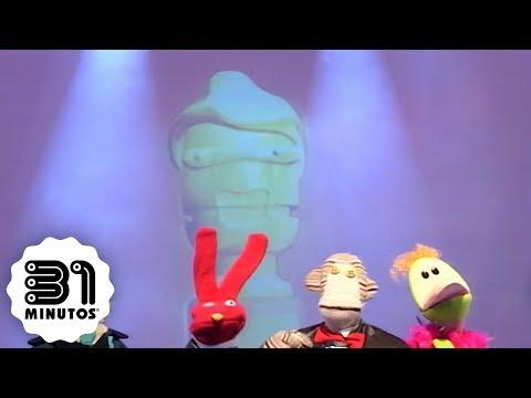 31 minutos - Tulio y sus amigos - Yo nunca vi television (y luego sí, pero después no)