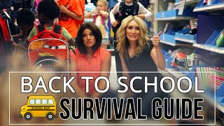 Your Money-Saving Back-to-School Survival Guide