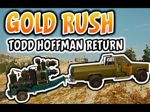 Gold Rush Todd Hoffman Return