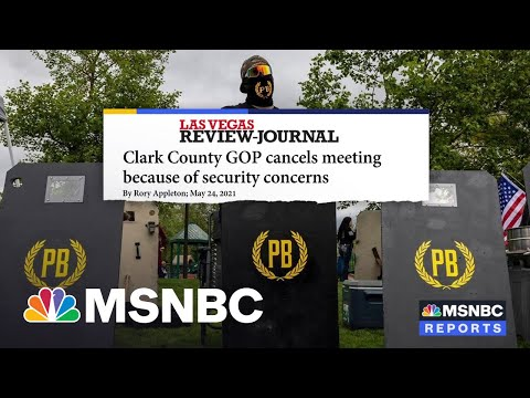 Proud Boys Threats Cancel Clark County, Nevada GOP Meeting