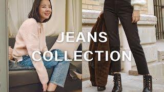 牛仔裤合集 | Collection Jeans | 如何选择大小?长短?搭配什么样的鞋?