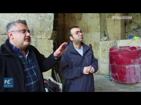 War reveals undiscovered ancient relics in Aleppo, Syria