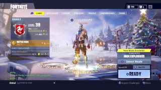 curly_anthony958's Playing Fortnite trying to get #1 second time