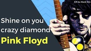shine on you crazy diamond pink floyd tablature tab guitar my guitare. Black Bedroom Furniture Sets. Home Design Ideas