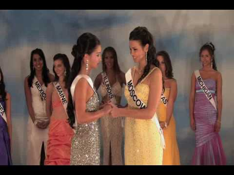 Miss Teen World pageant