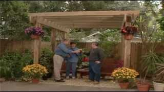 Pergolas El Paso How to Build your Own Pergola Free Ideas. Save money by building your own Pergolas. Lowes Home