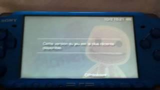 Comment mettre un jeu PSP a jour