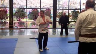 3 Wurf , hebel und Transport Grif im HK-Ryu Stil