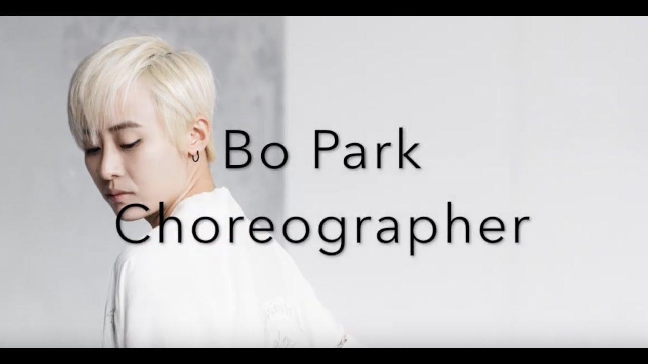 Bo Park Choreography Reel