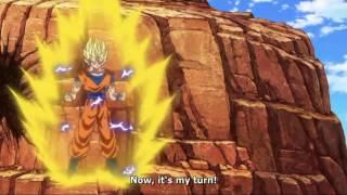 Dragon Ball Super Episode 50 Son Goku SSJ VS Goku Black