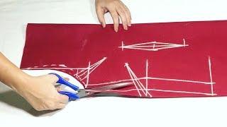 Kameez yararlı ipuçları || ile(dart) Plakalı Dikiş kesme öğretici