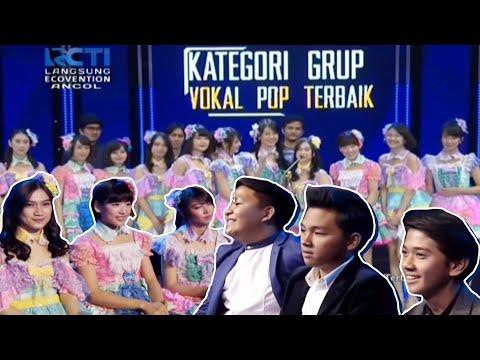 Pemenang Grup Vokal Pop Terbaik 2015 AMI Awards - JKT48