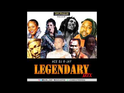 Ace DJ R jay - Legendary Mix