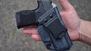 Sig P365 Tulster Holster...Seriously Comfortable Concealed Carry
