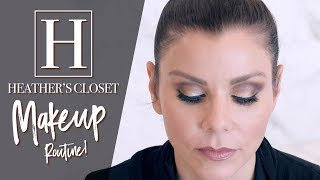 Heather Dubrow's Makeup Routine