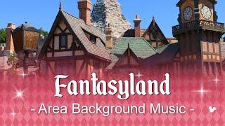 Disneyland Fantasyland - Area Background Music