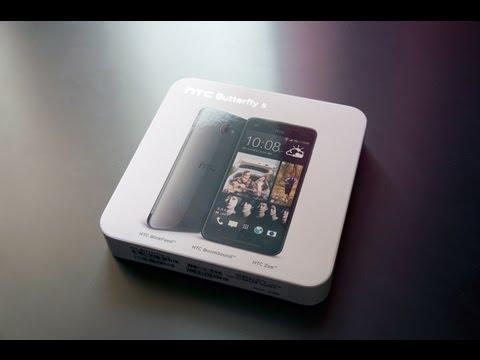 Обзор HTC Butterfly S (901e): первые впечатления, экран, комплектация
