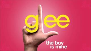 The Boy Is Mine | Glee [HD FULL STUDIO]