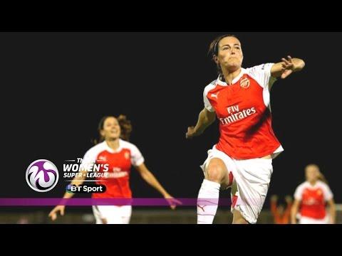 Arsenal Ladies 5-1 Sunderland Ladies | Goals & Highlights