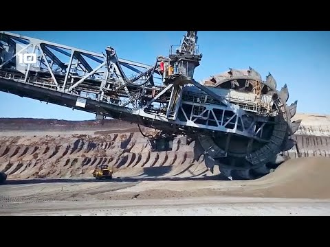 Top 10 Largest Mining Machines In The World
