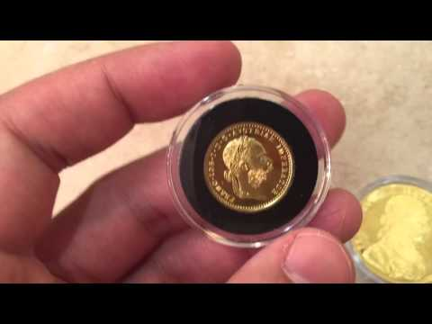 Is it worth buying fractional gold coins?