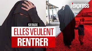 Retour de djihadistes: ces mères veulent rentrer en France