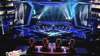 THE VOICE Philippines : Maki Ricafort