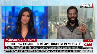 Rhymefest Agrees With Donald Trump Blames Mayor Emanuel For Chicago Violence
