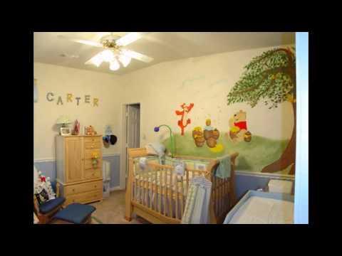 diy baby bedroom decorating ideas youtube