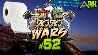 DER WC ROLLEN TRICK! :D | ARK Dodo Wars #52 | Dner