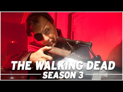 The Walking Dead: Season 3 Full Recap! - The Skybound Rundown