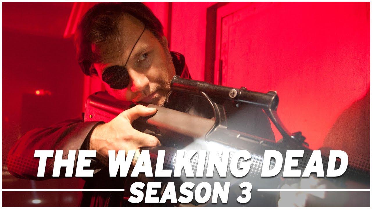 Download The Walking Dead: Season 3 Full Recap! - The Skybound Rundown