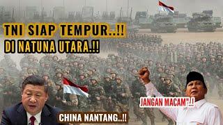 Download lagu Wow.!! TNi SiaGa SiaP Tempur Di Natuna Utara / China Tetap NgoTot CLaim Natuna Utara
