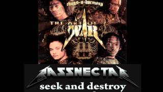 Thug Luv (Seek and Destroy Dubstep Remix) - Bone Thugs, Tupac, Bassnectar, Metallica