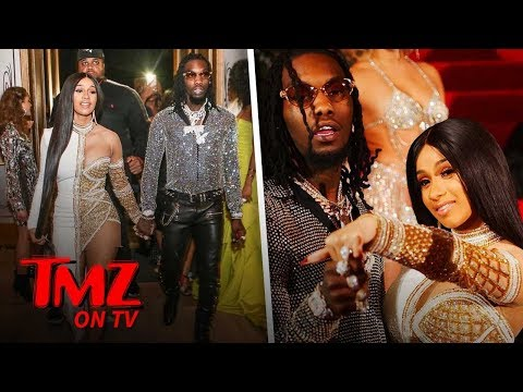 Cardi B Is the Best Fiancee Ever | TMZ TV